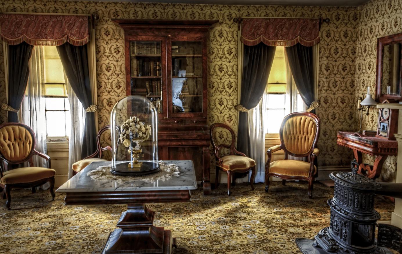 Stilul vintage în design interior: Mobilierul